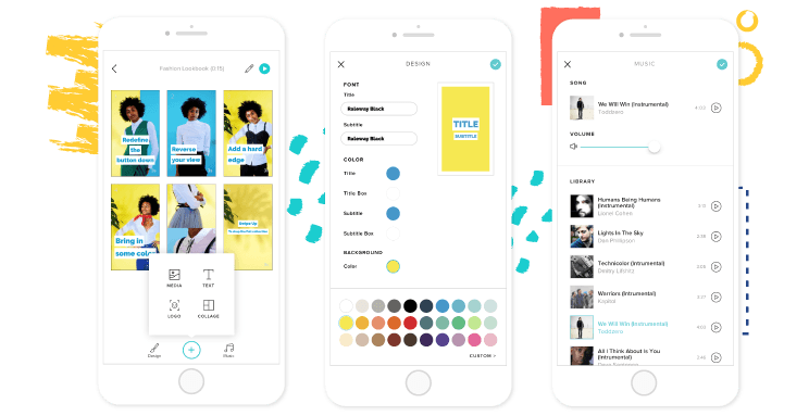 Video mobile app - ipronto